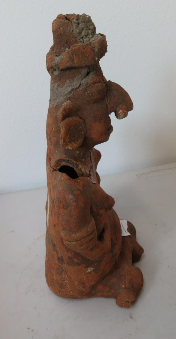 Pre-Columbian Figure - 10