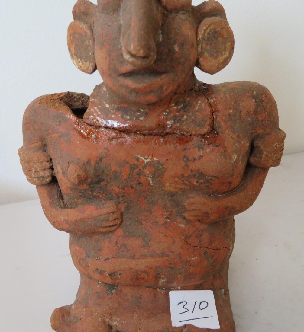 Pre-Columbian Figure - 3