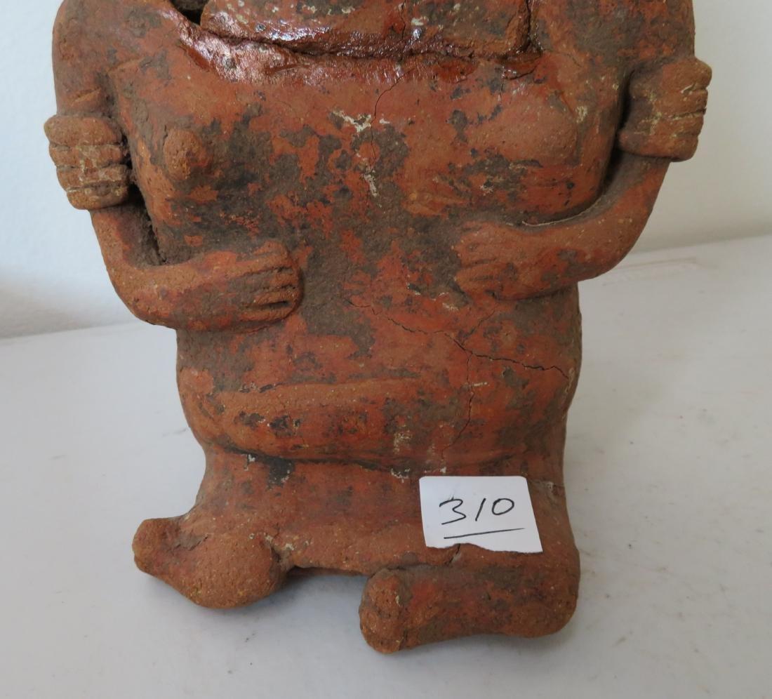 Pre-Columbian Figure - 4