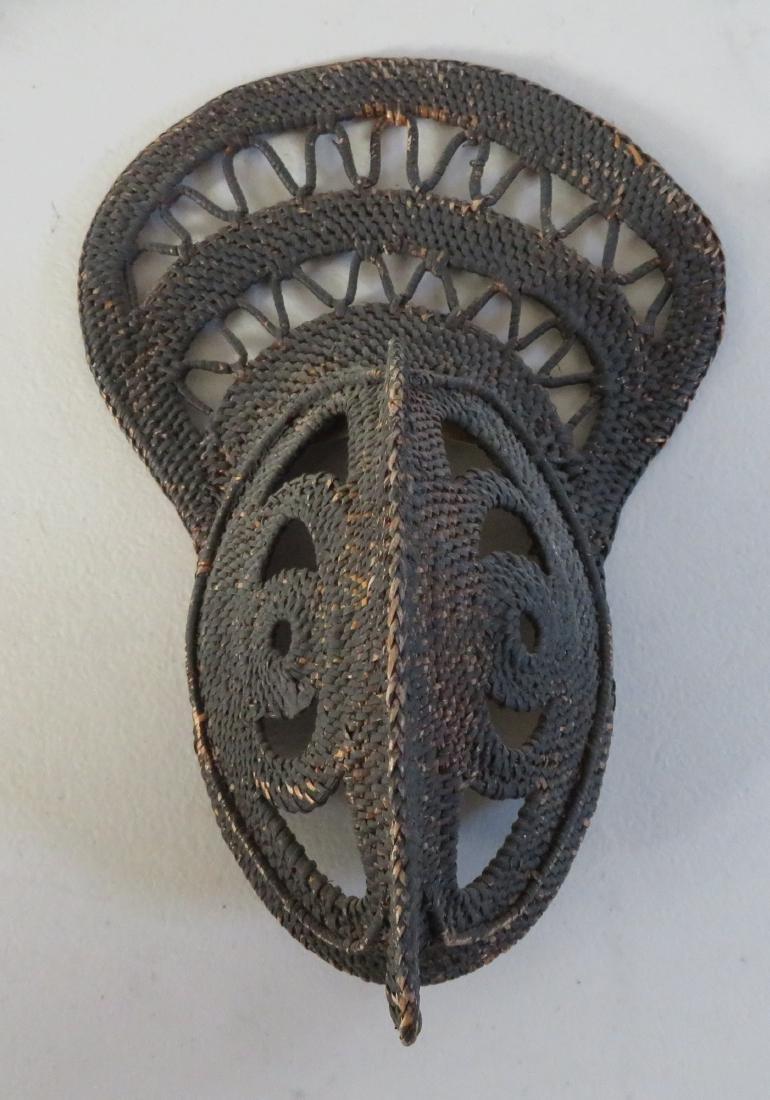 PNG Yam Fan Mask