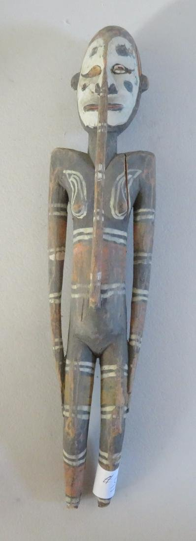 Unusual PNG Carving