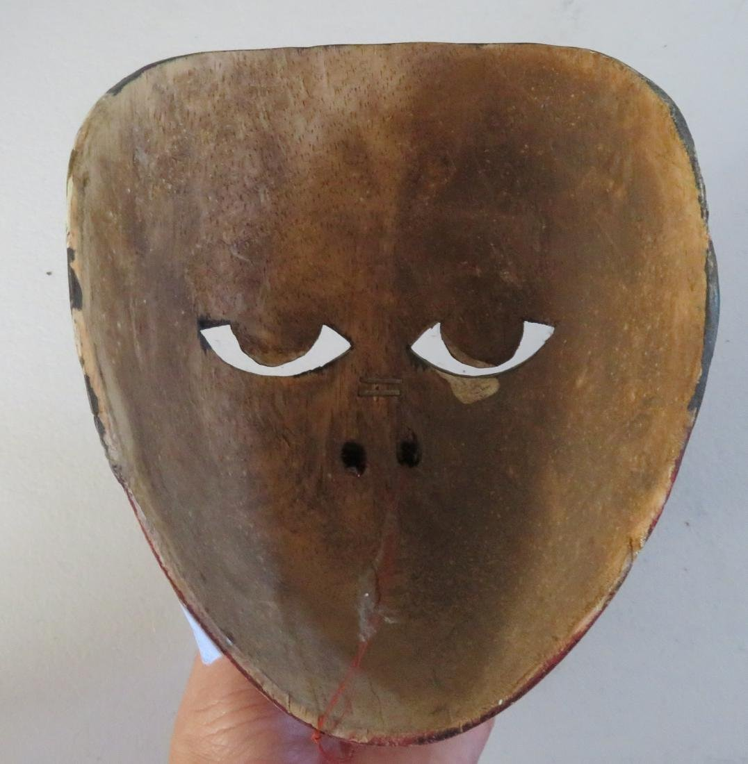 Indonesian Mask - 10