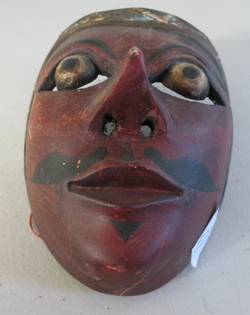 Indonesian Mask - 2