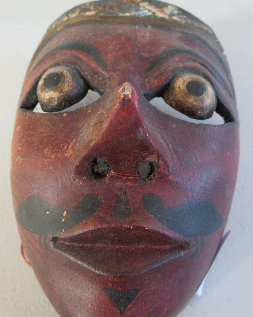 Indonesian Mask - 3