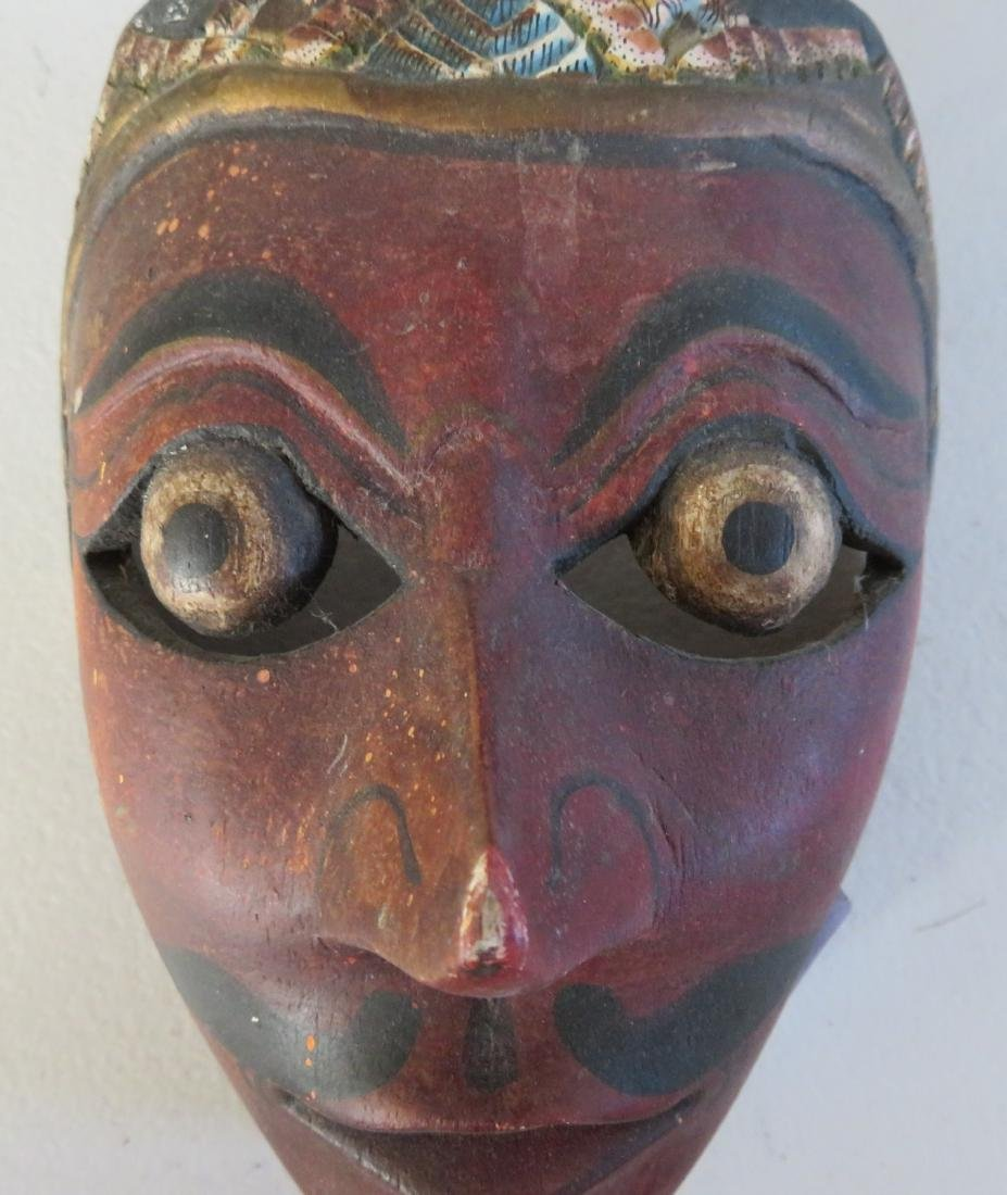 Indonesian Mask - 4