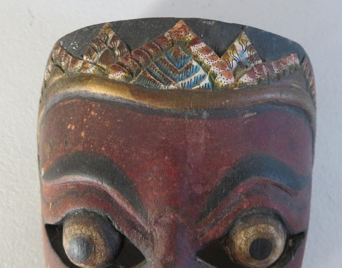 Indonesian Mask - 5