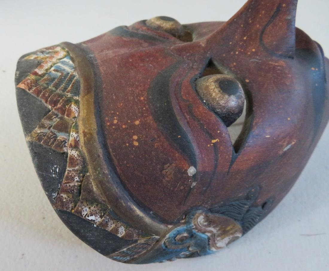 Indonesian Mask - 8