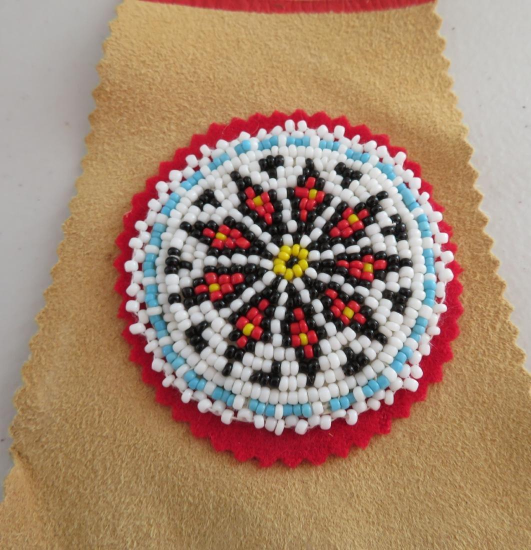 Plains Indian Dance Wand - 9