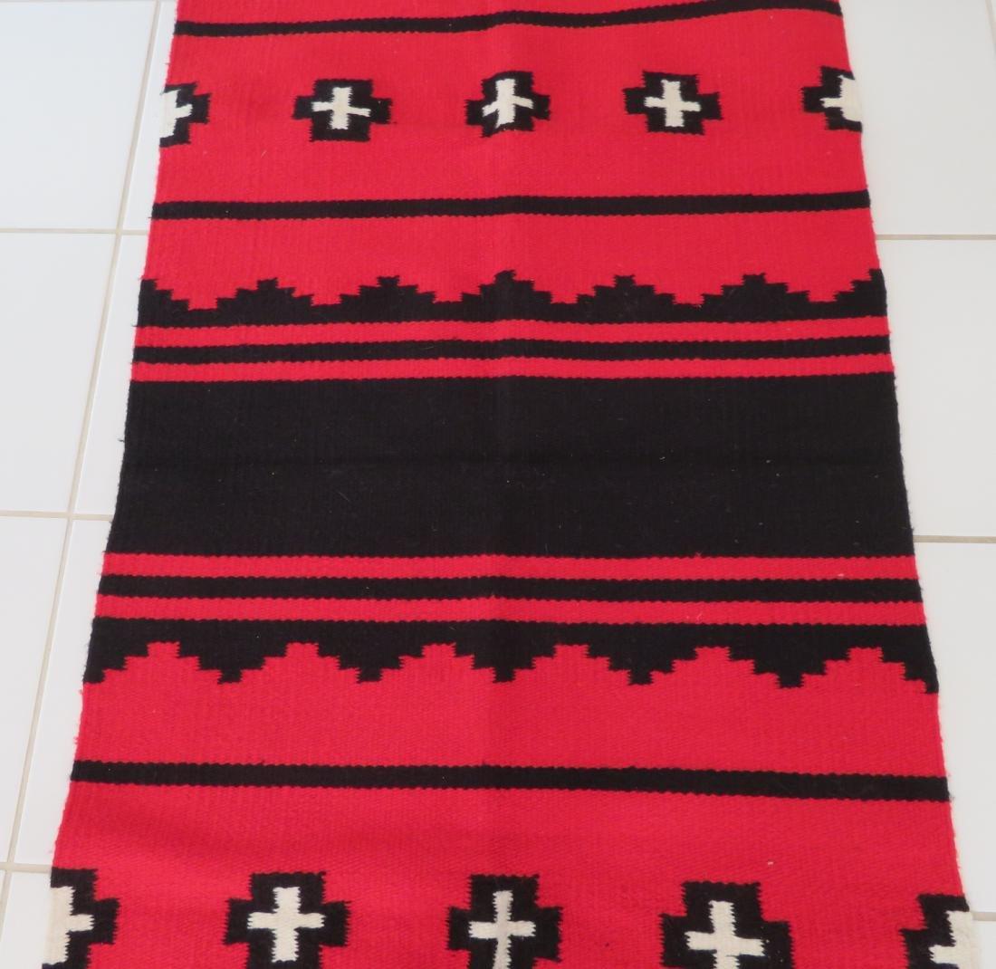 Mexican Ganado-style Weaving - 10