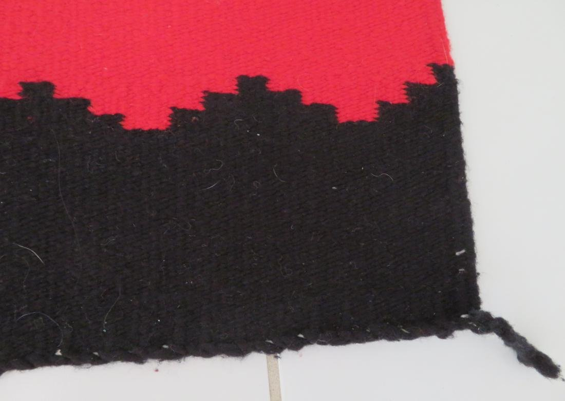 Mexican Ganado-style Weaving - 3