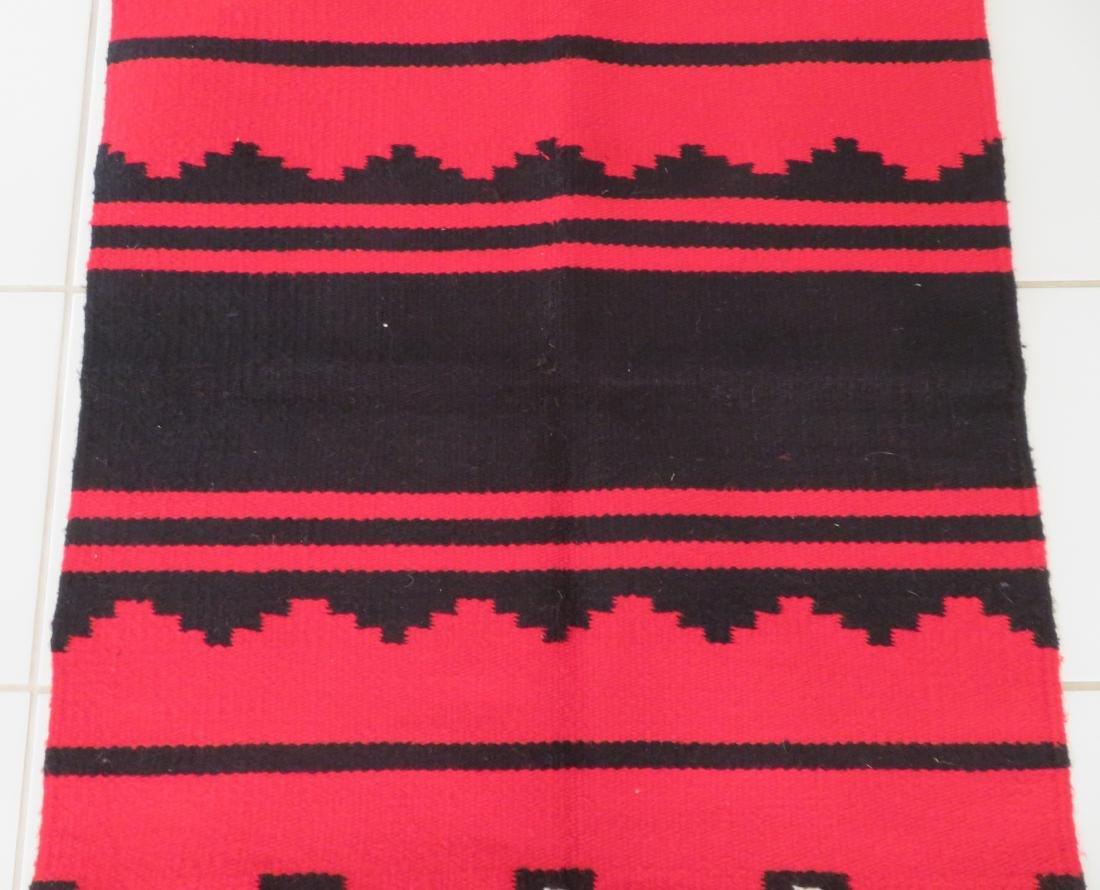 Mexican Ganado-style Weaving - 6