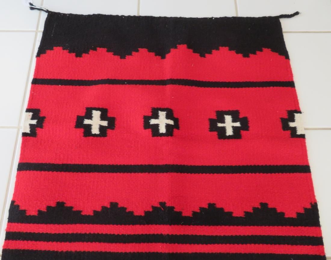 Mexican Ganado-style Weaving - 7