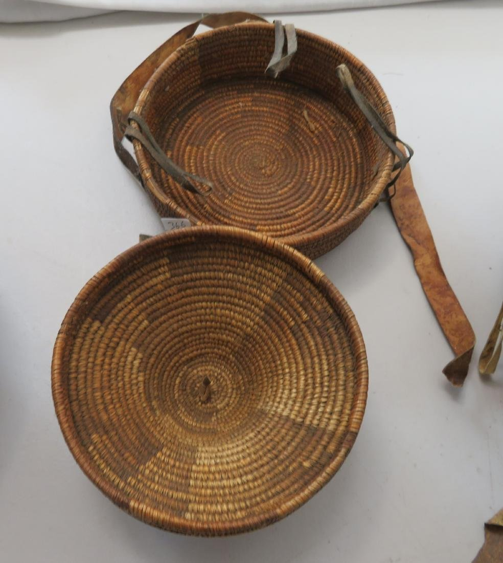 3 Antique African Containers - 3