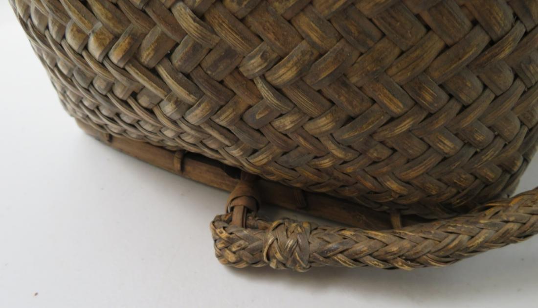 Wicker Burden Basket - 4