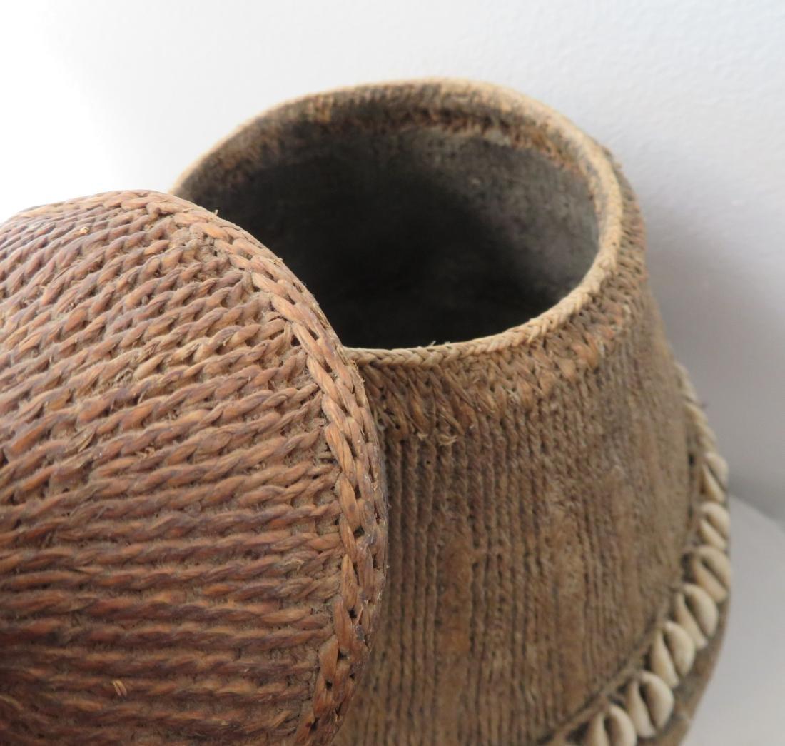 Wicker Burden Basket - 9