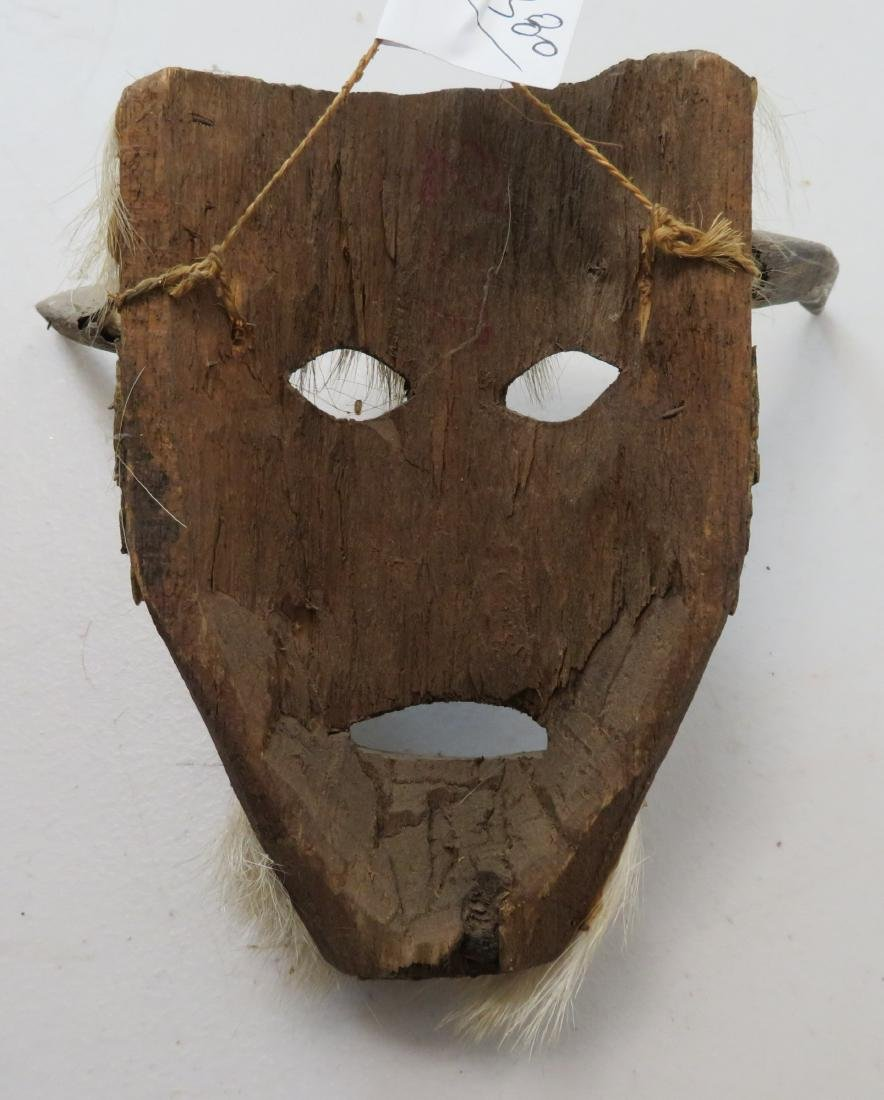 2 Mexican Masks - 10