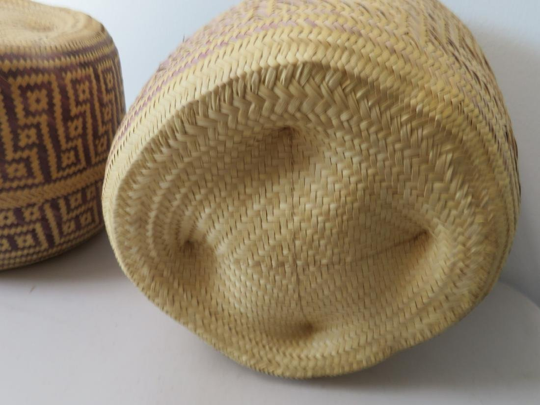 2 Mexican Baskets - 10