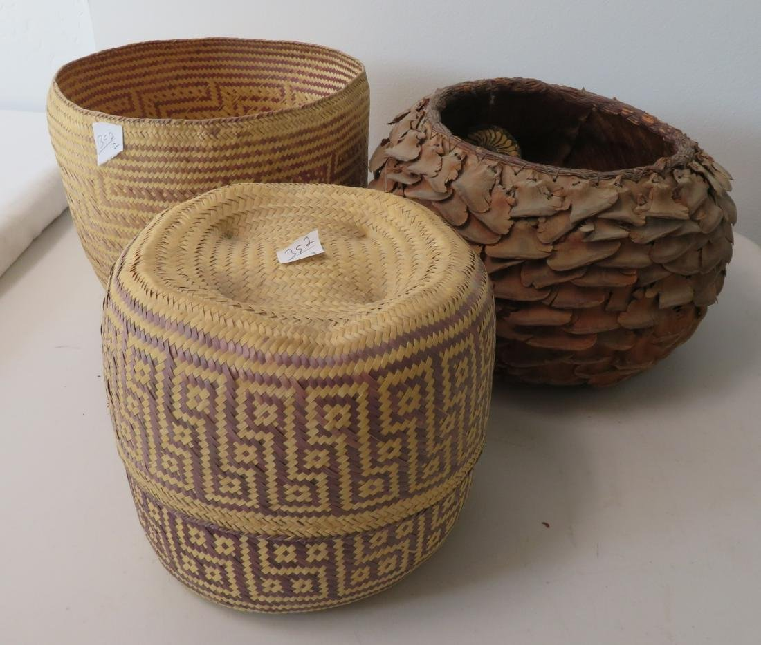 2 Mexican Baskets