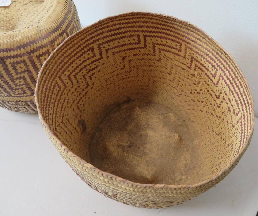 2 Mexican Baskets - 9