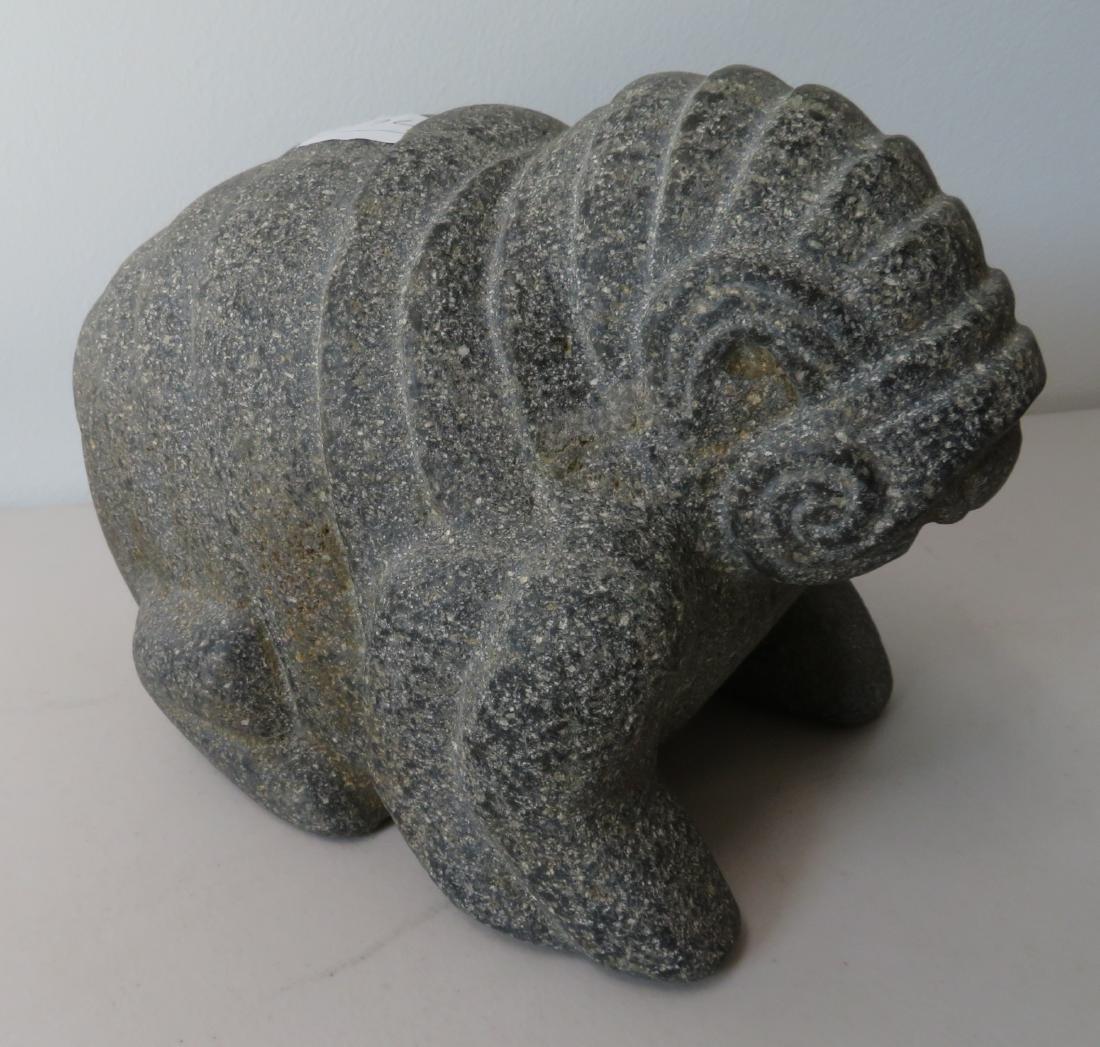 Rare Giant Stone Flea
