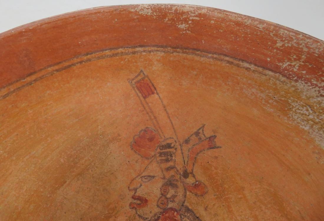 Fine Mayan Bowl - 3