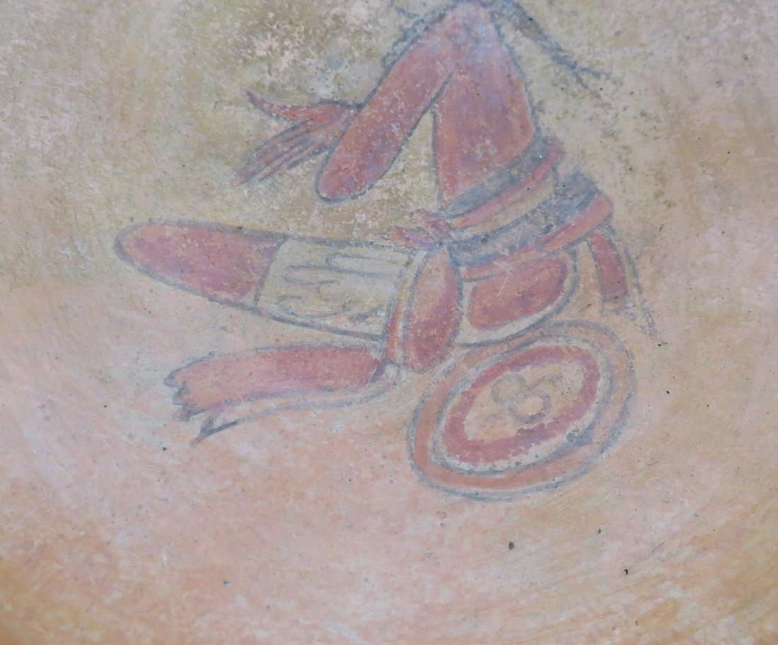 Fine Mayan Bowl - 5