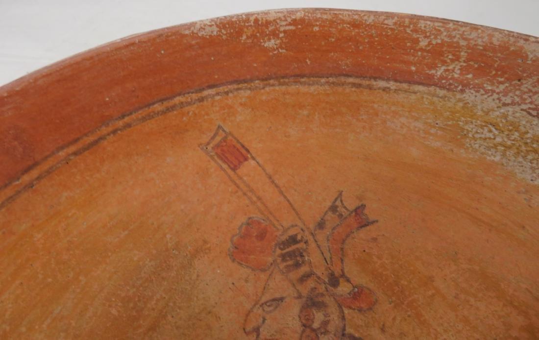 Fine Mayan Bowl - 7