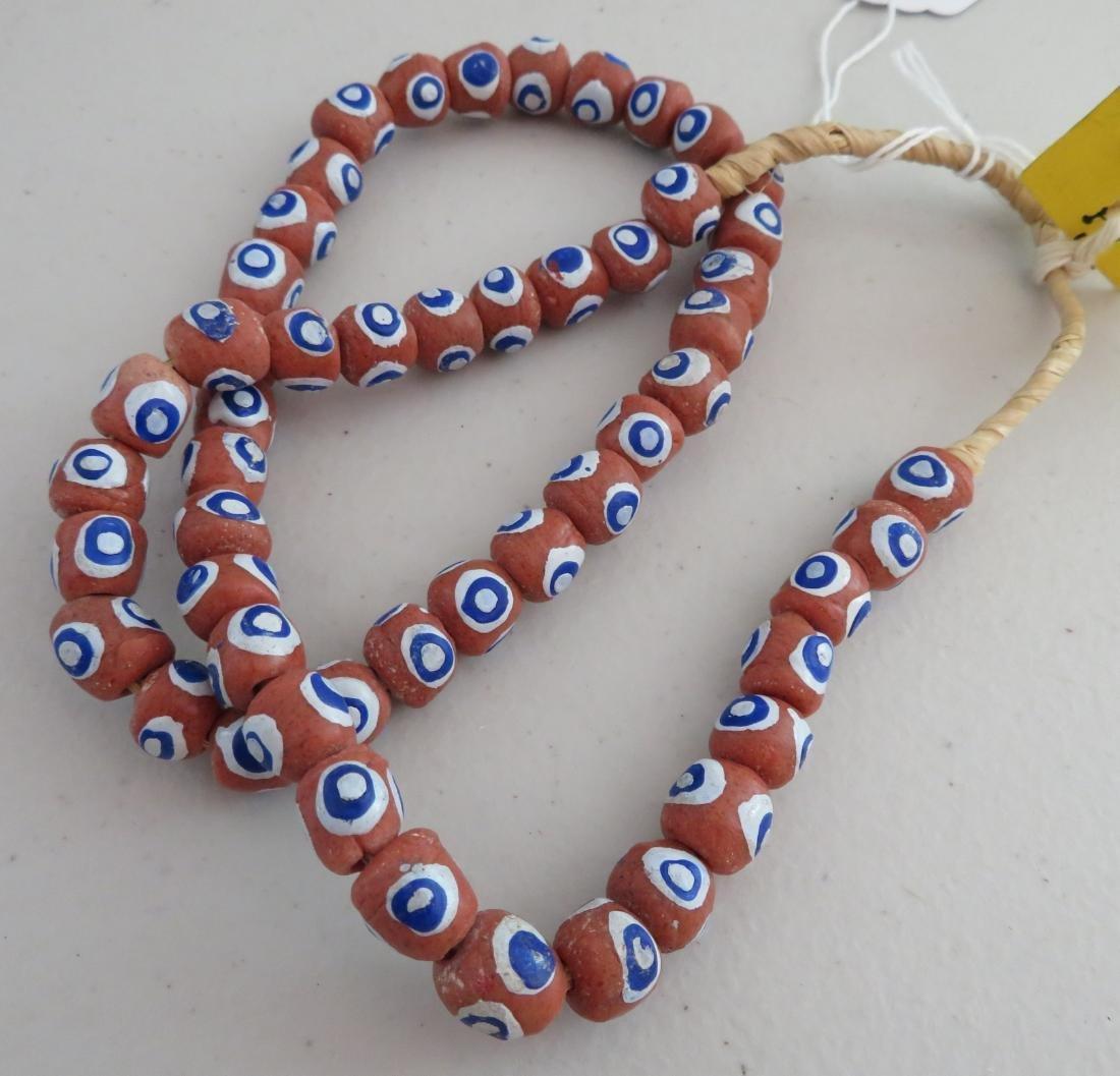 Trade Bead Necklace - 7