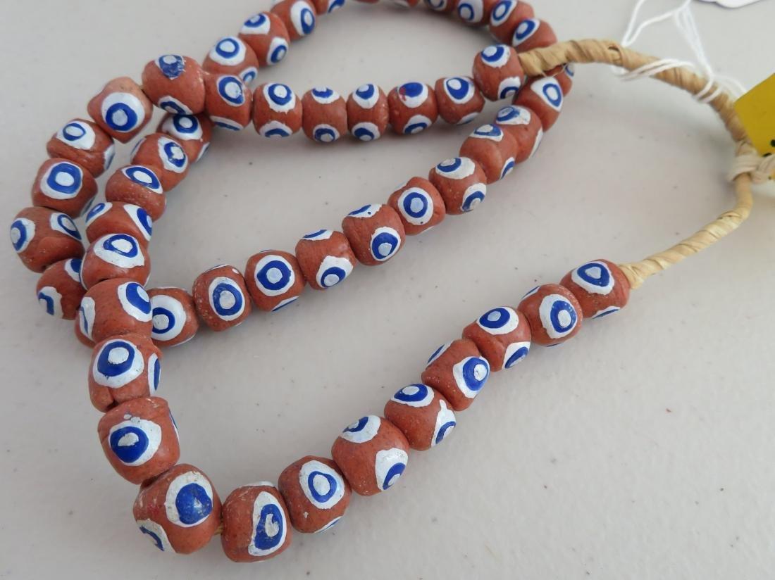 Trade Bead Necklace - 9