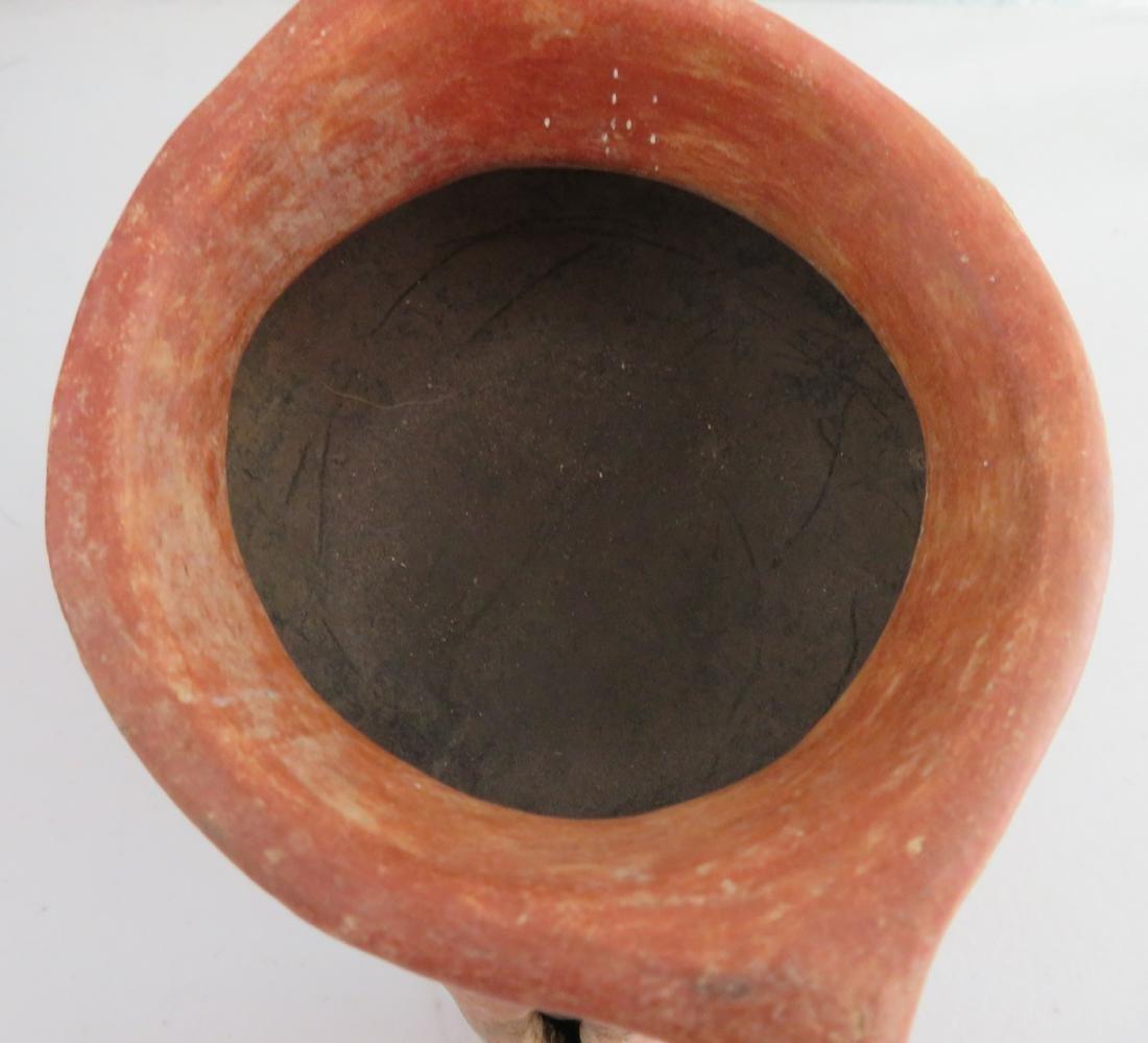 Tripod Rattle Bowl & Pharmacy Figure - 7