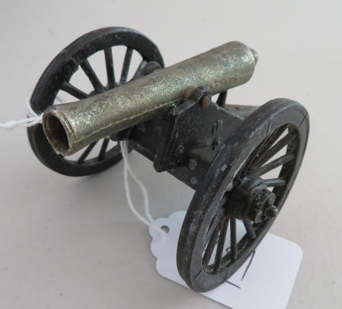 Miniature Civil War Replica Cannon - 3