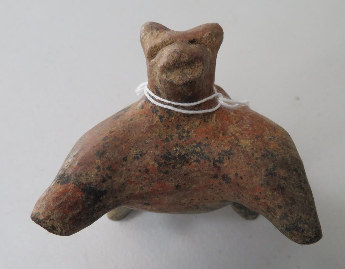2 Headed Dog Pot - 10