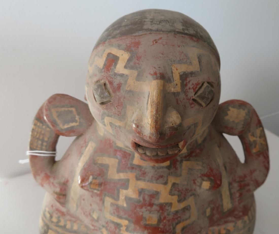 Large Female Chupicuaro Doll - 2