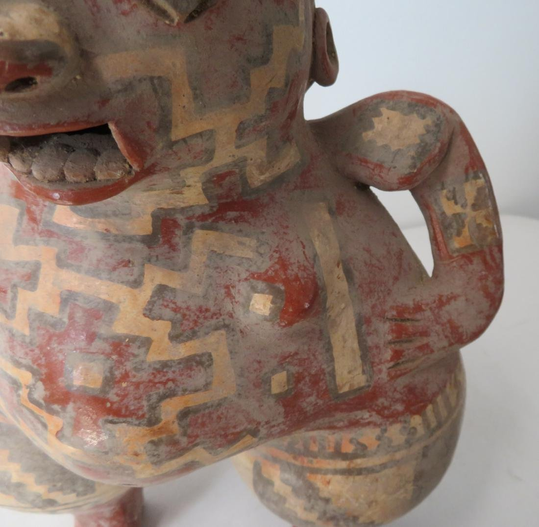 Large Female Chupicuaro Doll - 4