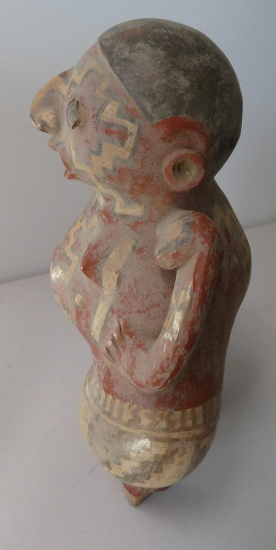Large Female Chupicuaro Doll - 6