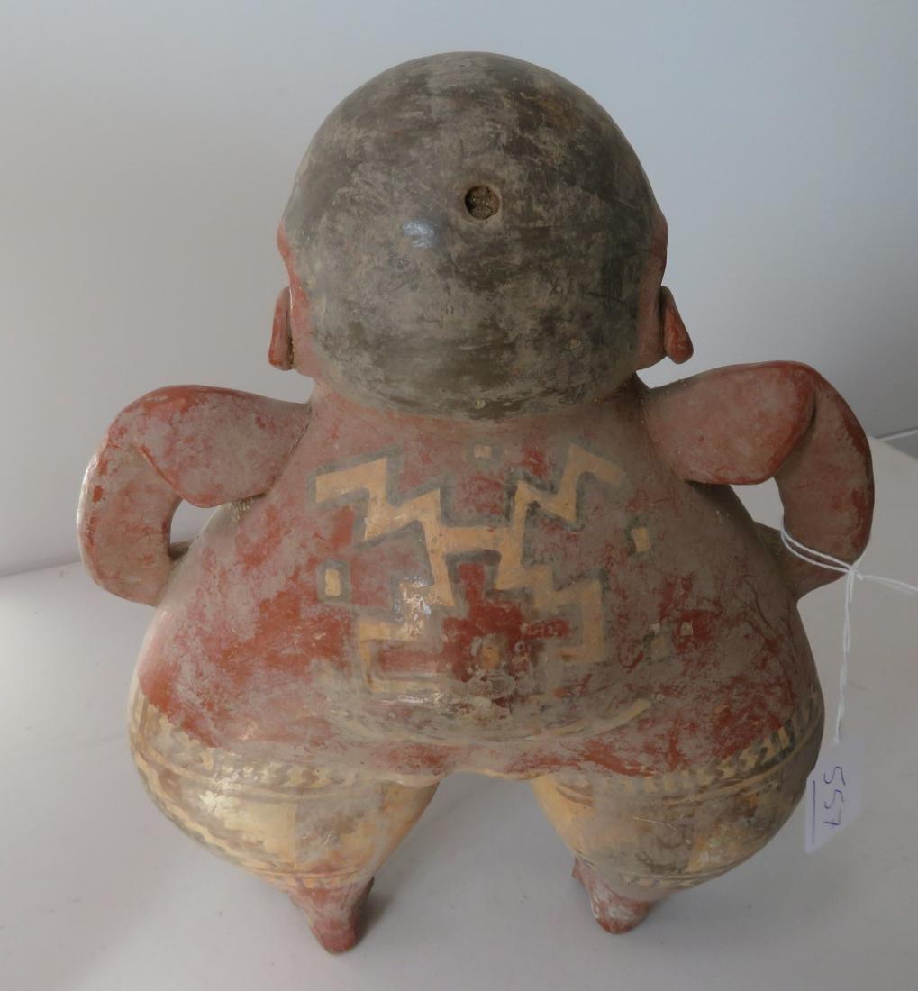 Large Female Chupicuaro Doll - 7