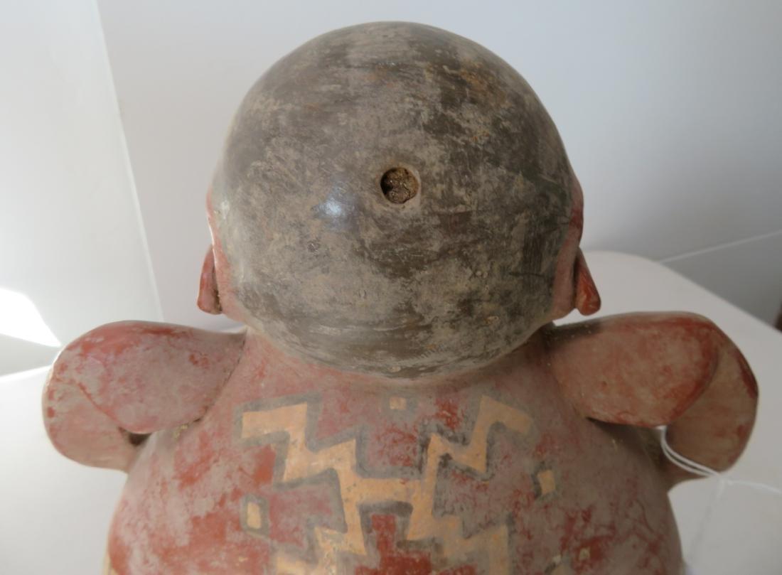 Large Female Chupicuaro Doll - 8