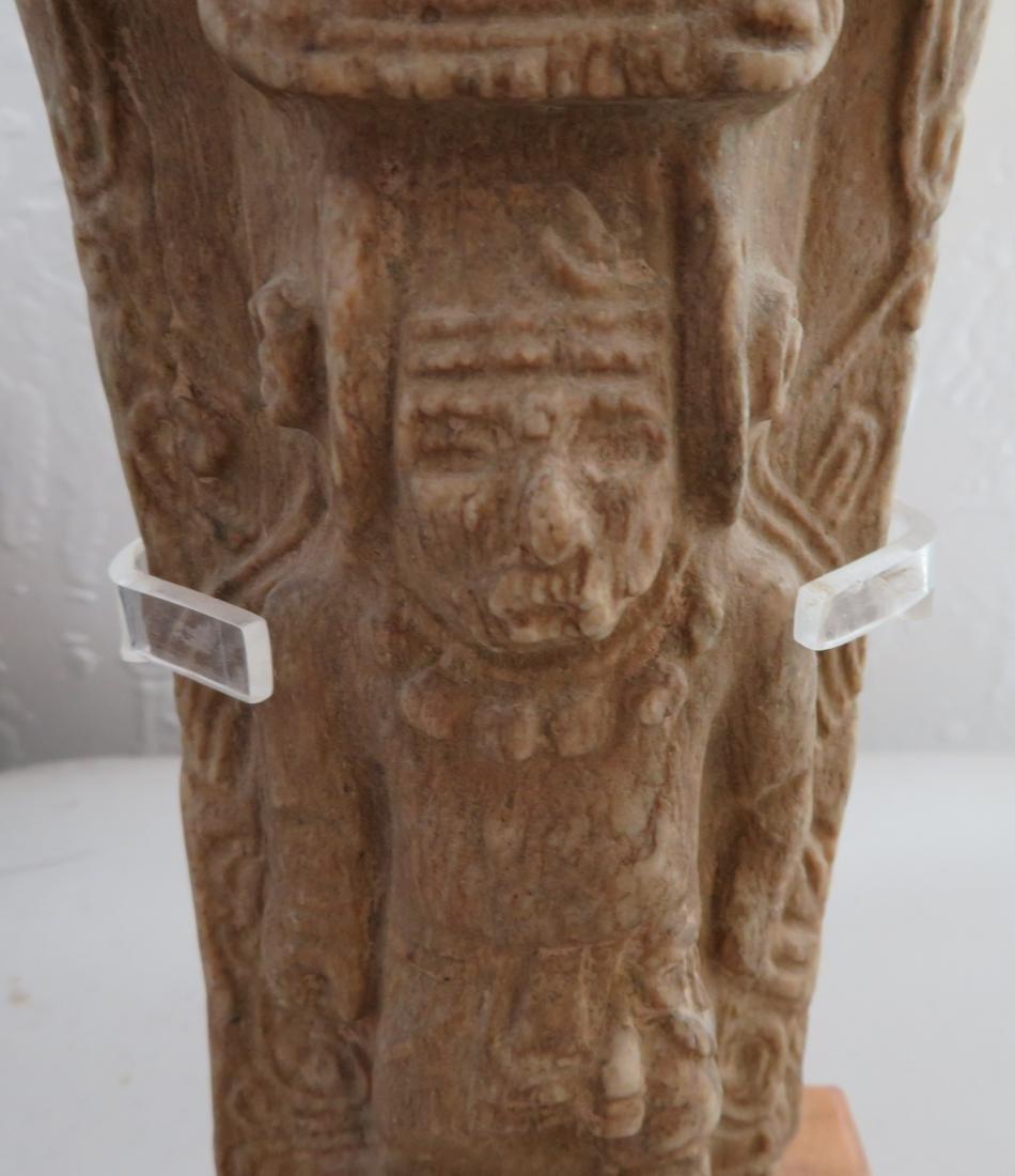 Pre-Columbian Human Palma - 4