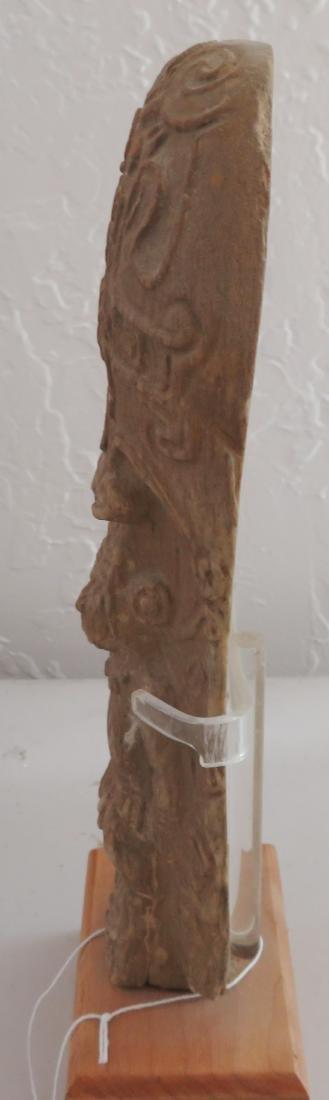Pre-Columbian Human Palma - 7