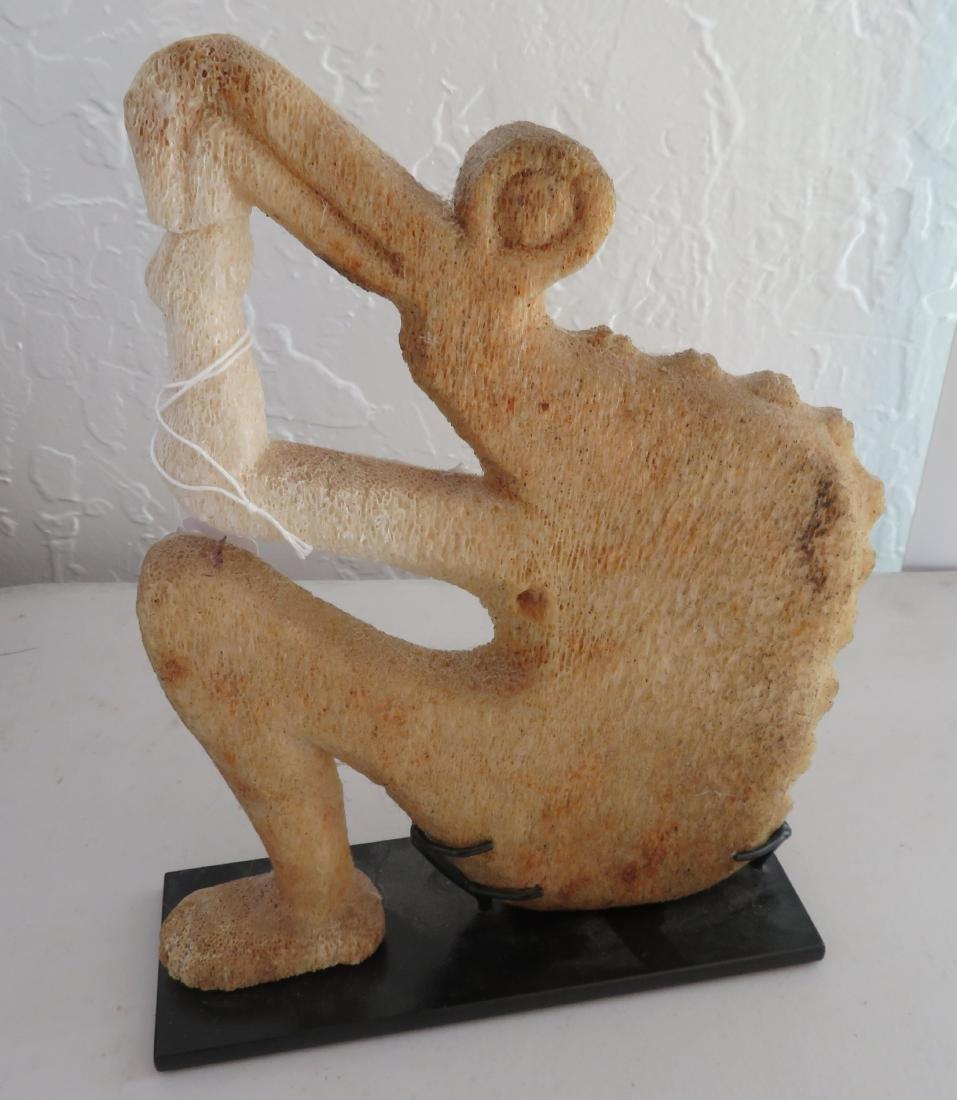 Easter Island Bird Man