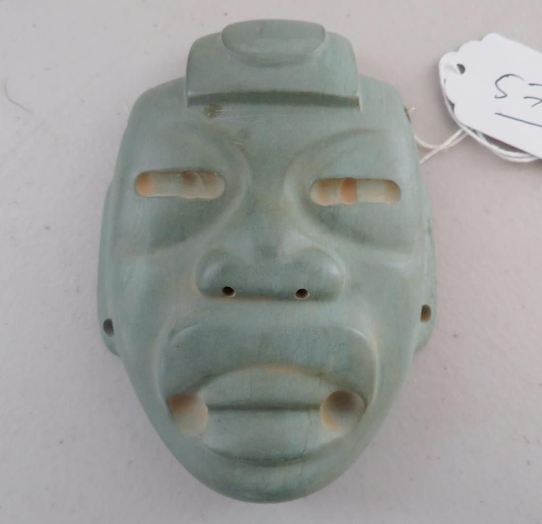 Pre-Columbian-style Mask