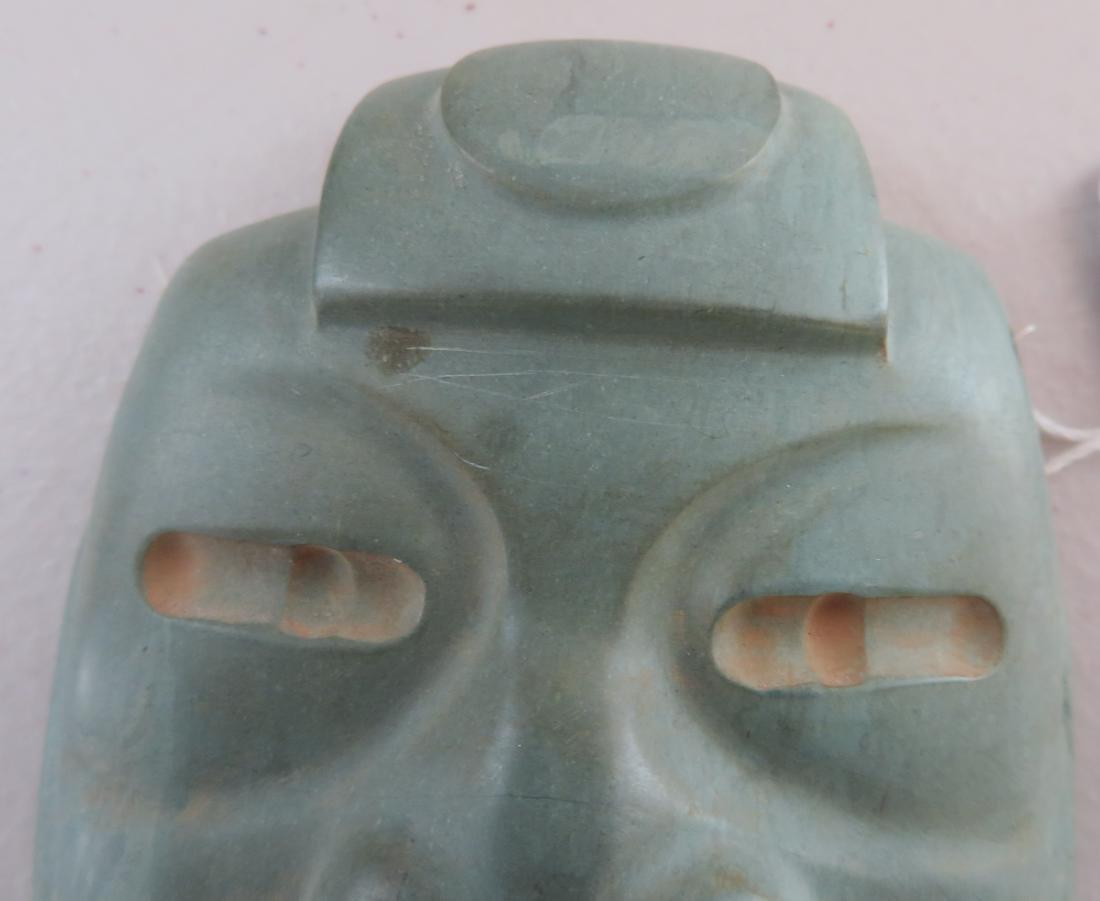 Pre-Columbian-style Mask - 5