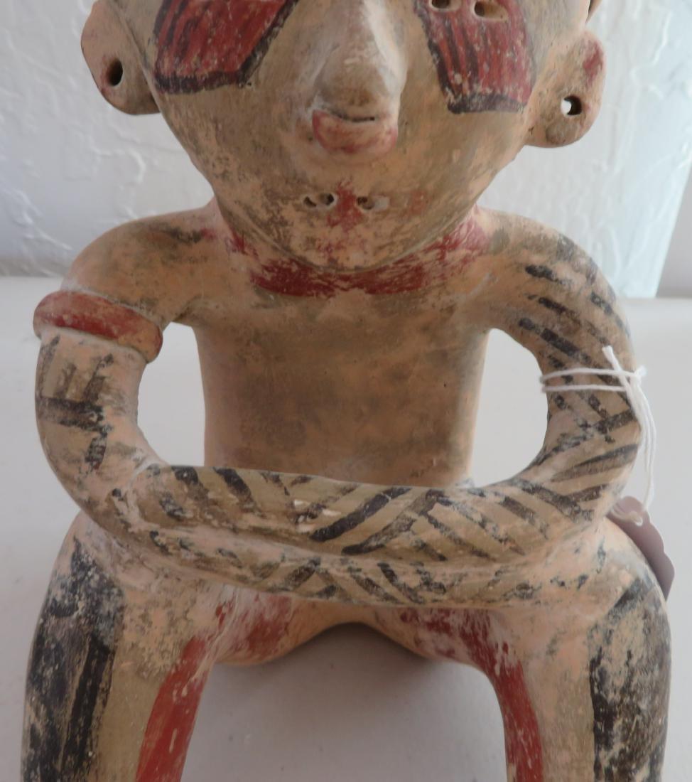 Seated Human Figure - 3