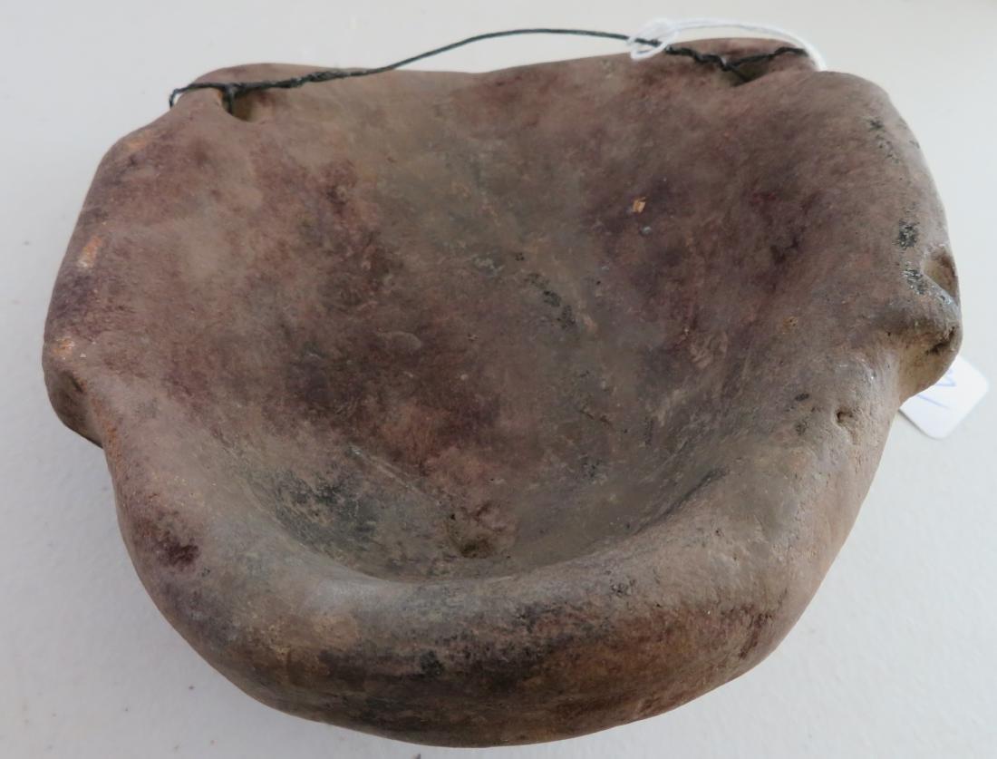 Pre-Columbian Stone Mask - 9