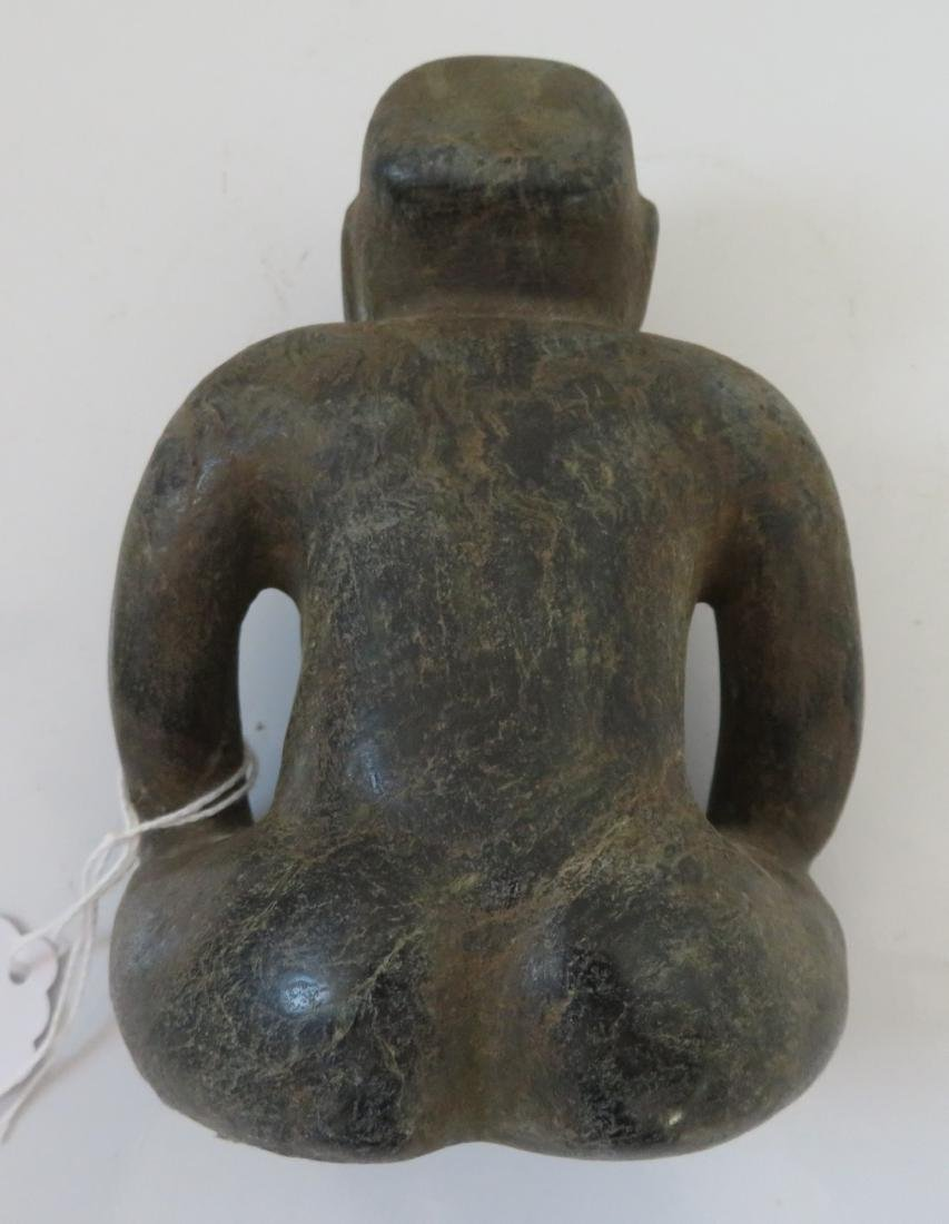 Olmec Seated Stargazer - 10