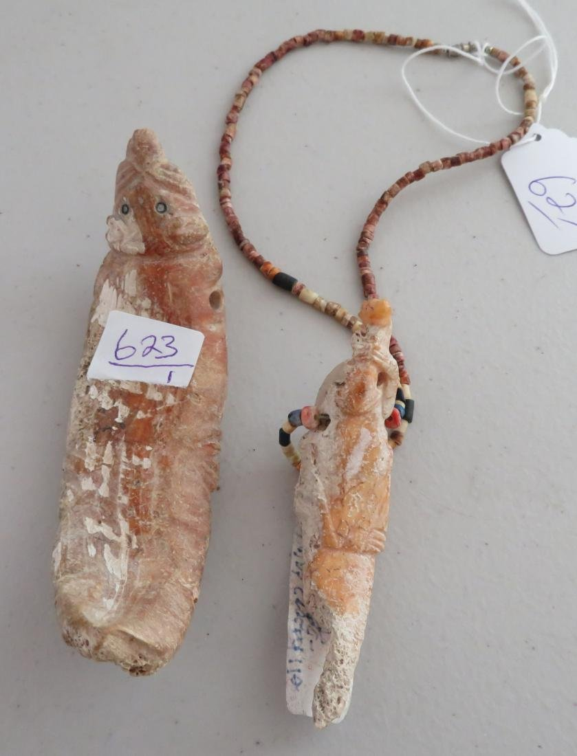 Shell Carving & Beads