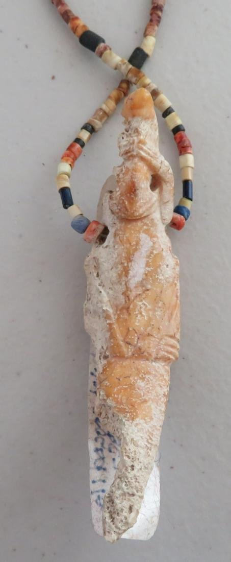 Shell Carving & Beads - 9