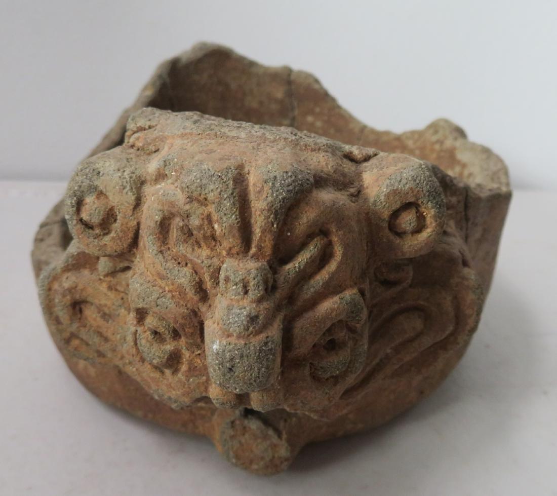 2 Pre-Columbian Figures - 2