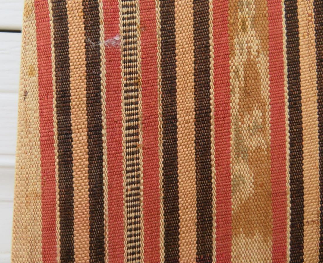Ikat Indonesian Framed Textile - 10