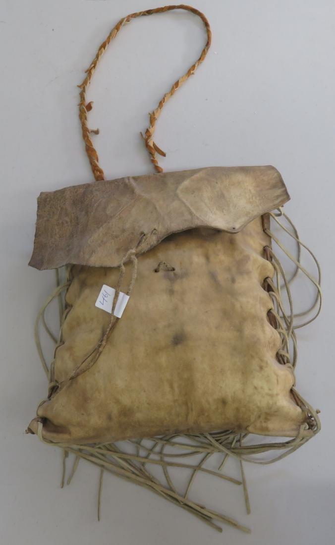 Plains Parfleche Bag